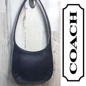 Coach Vintage Ergo Rare Purple Hobo Bag